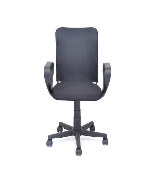 Nano Office Chair with Arm - @home Nilkamal,  black