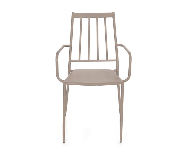 Ruby Garden Chair - @home By Nilkamal, Taupe
