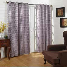 50'x84' Houndstot Single Door Curtain - @home Nilkamal,  purple