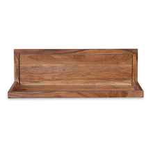 Nimkin 600 Wall Shelf - @home by Nilkamal, New Natural