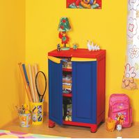 Freedom Cabinet Small - @home by Nilkamal,  blue