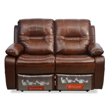 Wilson 2 Seater Sofa With Manual Rocker Recliner - @home By Nilkamal, Carmel