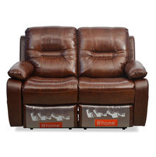 Wilson 2 Seater Sofa With Rocker Recliner - @home By Nilkamal, Carmel