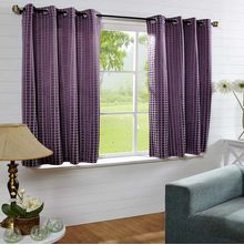 40'x60' Horizon Window Curtain - @home Nilkamal,  purple