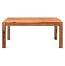 Dortmund 6 Seater Dining Table - @home by Nilkamal, Natural