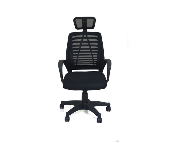 Arrow High Back Office Chair - @home Nilkamal,  black