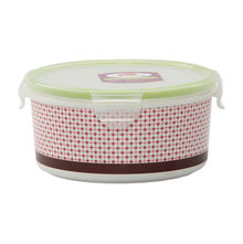 300 ml Container - @home Nilkamal, fuschia brown