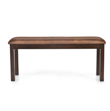 Spectrum Dining Bench - @home by Nilkamal, Antique Oak