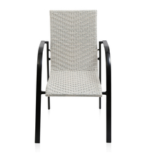Ivy Garden Chair - @home by Nilkamal, White