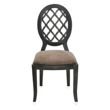 Miraya Dining Chair - @home By Nilkamal, Silver Grey