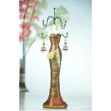 Bold Lady Mannequine Jewellery Stand - @home Nilkamal