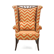 Palermo Occassional Chair - @home By Nilkamal, Rust