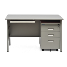 Nilkamal Fema Office Table, Grey