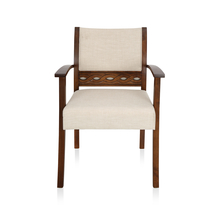 Zinnia Occassional Chair - @home by Nilkamal, Beige