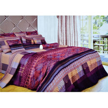 Vivanta Ethnic Bed sheet - @home Nilkamal, multi