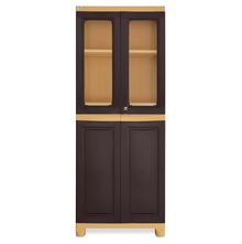 Nilkamal FB2 Freedom Cupboard,  weather brown