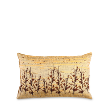 Splash 30 cm x 45 cm Filled Cushion - @home by Nilkamal, Brown