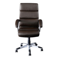 Nilkamal Ventura High Back Office Chair, Brown