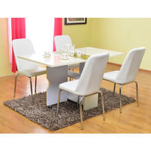 Skyline Finn 4 Seater Dining Set - @home Nilkamal