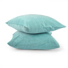 Moshi 40 x 40 cm 2 pieces Cushion Cover - @home by Nilkamal, Teal