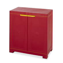 Freedom Cabinet Mini Small - @home by Nilkamal,   bright red/yellow