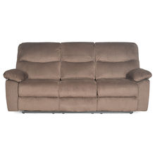 Rays 3 Seater Recliner - @home Nilkamal,  brown