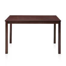 Peak 4 Seater Dining Table - @home by Nilkamal, Cappucino
