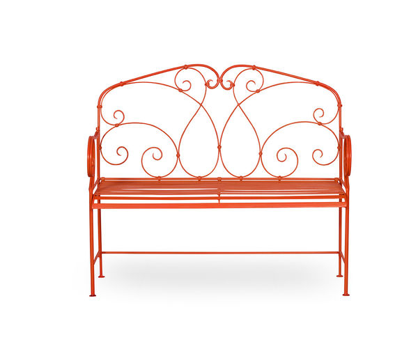 Famella Bench - @home by Nilkamal,  red