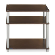 Nilkamal Nevada Wooden TV Rack - Teak