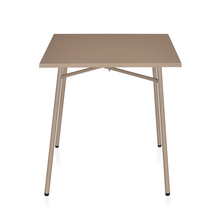 Nilkamal Rosta Square Table, Grey