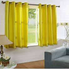44'x60' Moushi Window Curtain - @home Nilkamal,  green
