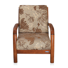 Nilkamal Rockford 1 Seater Sofa Dirty, Oak & Daisy