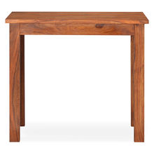 Citrine Console Table - @home By Nilkamal, Walnut