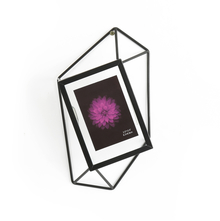 Abstract Small Photo Frame - @home by Nilkamal, Black