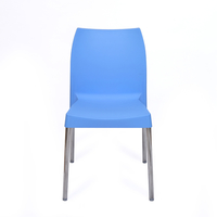 Novella 07 Chair - @home Nilkamal,  blue