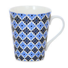 Aroha Butta Coffee Mug - @home by Nilkamal, Indigo