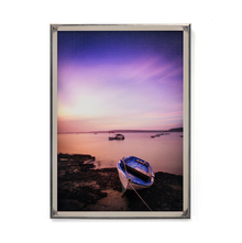 Boat Picure Painting 50 x 70 - @home By Nilkamal