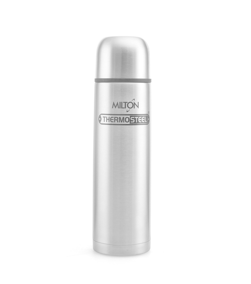 Milton Thermosteel Carafe 1000 ml Flask - Silver