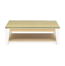 Baalbek Center Table - @home by Nilkamal, White