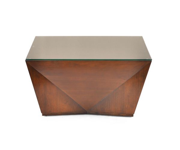 Nixon Antique Cherry Center Table - @home by Nilkamal