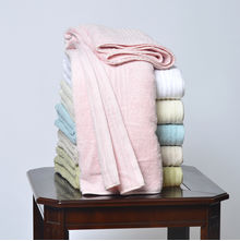 Classicality 90 x 160 cm Bath Towel - @home by Nilkamal, Pink