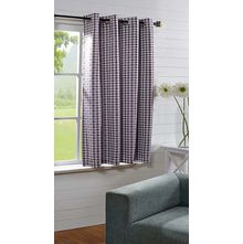 50'x60' Hounds Beg Single Window Curtain - @home Nilkamal,  purple