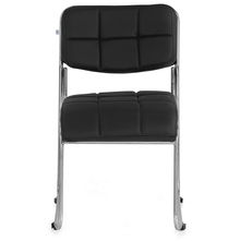 Nilkamal Contract 02 Without Arm Chair, Black
