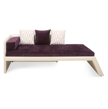 Julian Sofa cum Bed - @home by Nilkamal, Beige