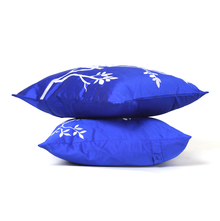 Bird 40 cm x 40 cm Cushion Cover Set of 2 - @home by Nilkamal, Indigo