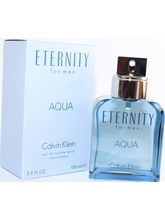 Calvin Klein Eternity Aqua Eau De Toilette - 100 Ml For Men
