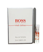 BOSS WHITE EDITION EDT by HUGO BOSS 2ml Sample...