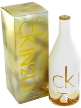 Calvin Klein IN2U Eau De Toilette - 100 Ml (For Women)