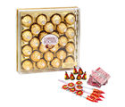 Ferns n Petals Chocolates & Crackers Diwali Gifts