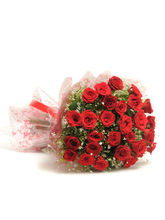Ferns N Petals Pure Love Hamper-Rose Day